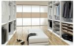 Оснащение жилых и ванных комнат, спален, гардеробов и кладовых